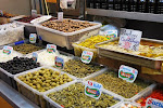 Olives and Delicacies at the market