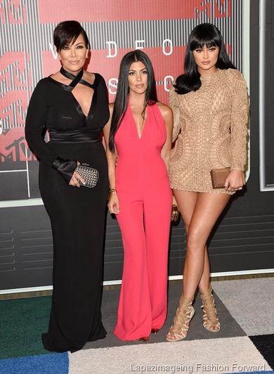 Jenner-Kardashian Family