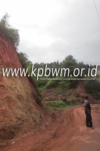 jalur menuju kota mamasa sulbar