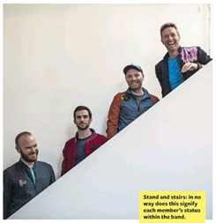 Q Magazine Coldplay 6-1