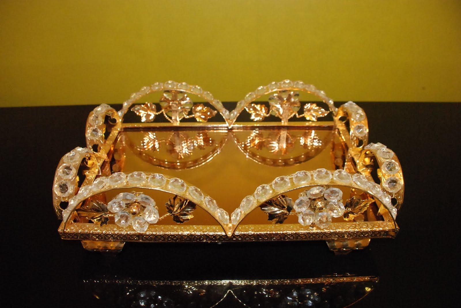 effect decorative tray
