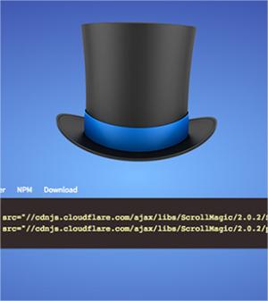 10 plugins en jQuery para fijar elementos en una página web