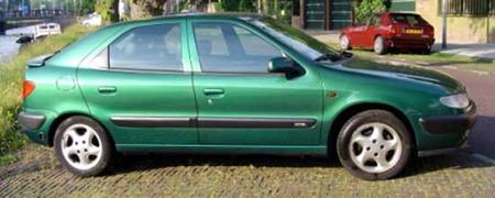 Citroen 1997 Xsara