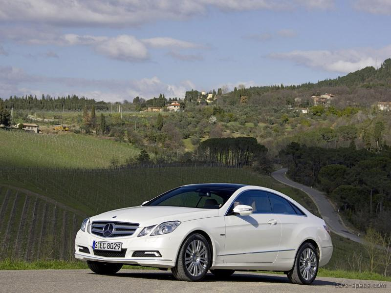 2010 mercedes benz e class coupe specifications pictures for 2010 mercedes benz e class e350 price