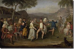 Highland Wedding at Blair Atholl 1780
