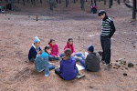 Scouts jugando