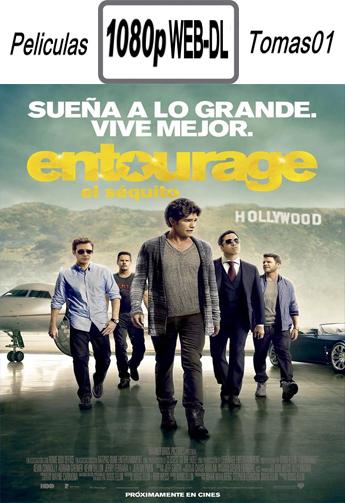 Entourage: La Película (2015) [WEBRip 1080p/Dual Latino-ingles]