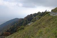Am Monte Grappa (1745m), dem südlichen Abschluss der Dolomiten vor der venezianischen Ebene.