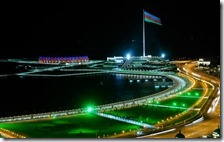 Baku di notte
