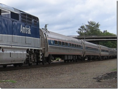IMG_8704 Amtrak Amfleet I Coach #82630 in Kelso, Washington on August 25, 2007