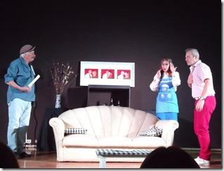 Además de las actividades de los Centros Culturales, se realizan funciones teatrales gratis en Sab Bernardo