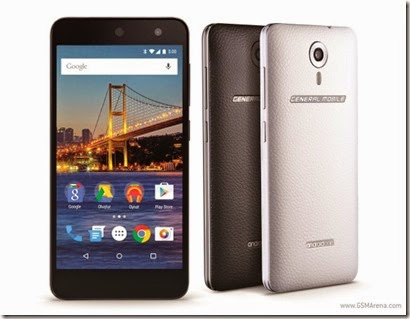 Ponsel Terbaru Android One 4G