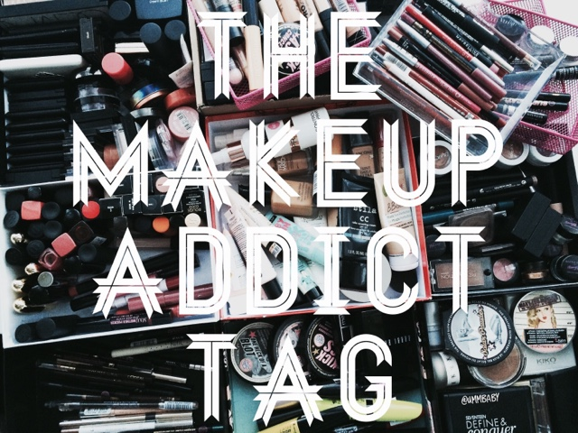 Makeup Addict Title Picture