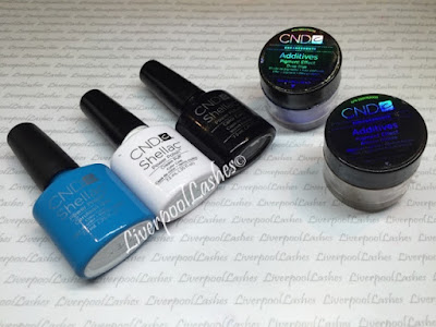 liverpoollashes shellac nautical nail tutorial deep sea nails