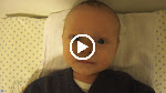 Otto halvanden måned gammel
