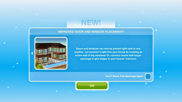Grab your hard hats and pull out your blue prints  it s time for a  renovation revolution  Bree the DIY gal is in town to film an exciting new  home. Sims Freeplay   Dream Homes Update   Greenoid Gemzicle