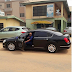 Nice! Diamond Okechi gets a New Car! (Photo)