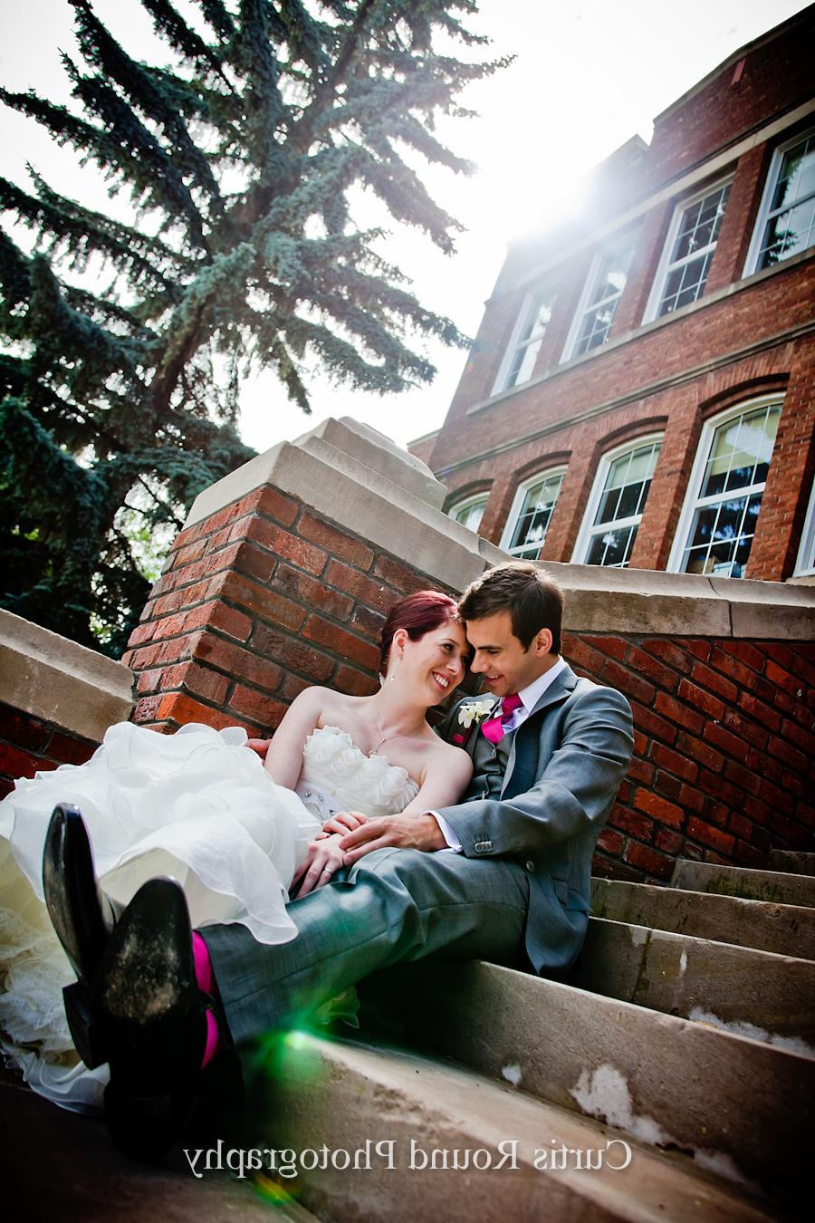 Chad - Edmonton Wedding