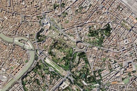 Roma, Italia<br /><br />(Google Earth View)