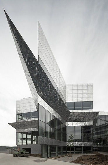 Policemen House in Bilbao, Spain - Coll-Barreu Arquitectos
