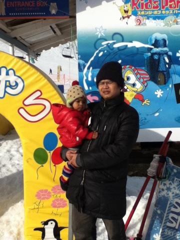Main salji di Nagano