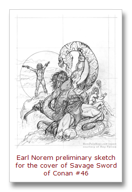 Men S Adventure Magazines Earl Norem Is Gone But His Men S Adventure And Comics Artwork Is Immortal