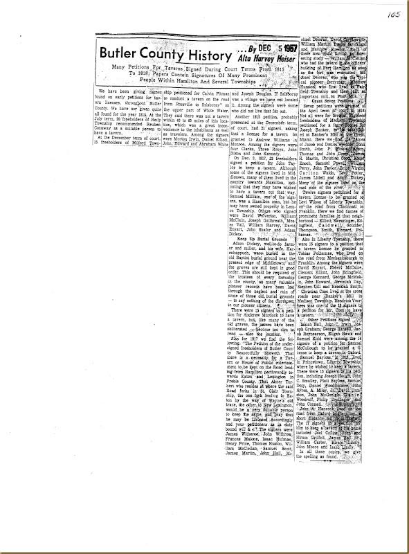 Morton Irwin petiton tavern Butler Co, OH 1815_0003