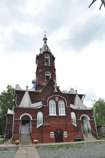 8 Преображенский храм в г. Воткинске