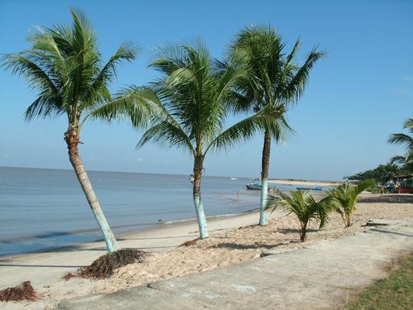 Praia do Porto Artur - Ilha de Mosqueiro, Belém do Parà