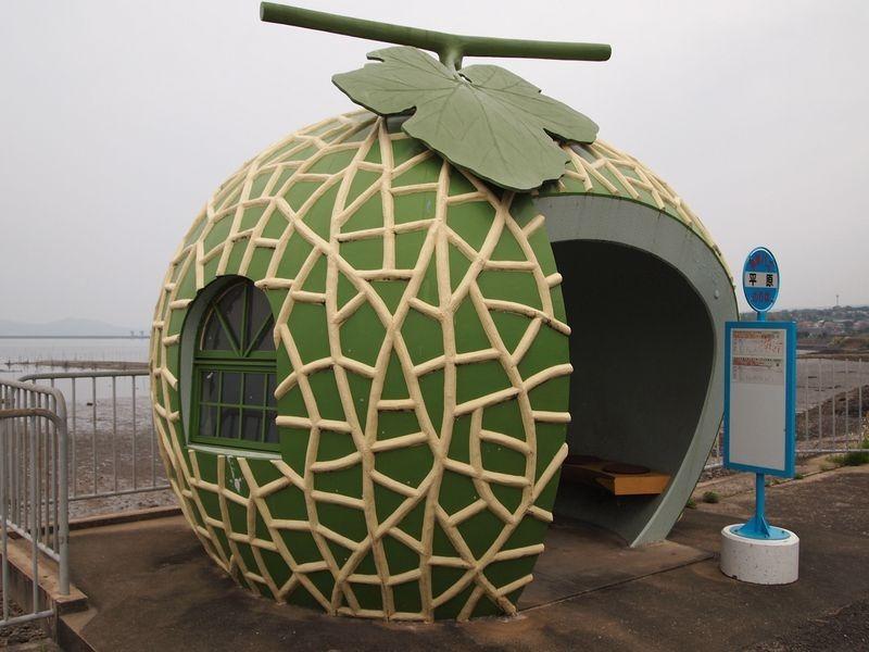 konagai-isahaya-fruit-bus-stops-8