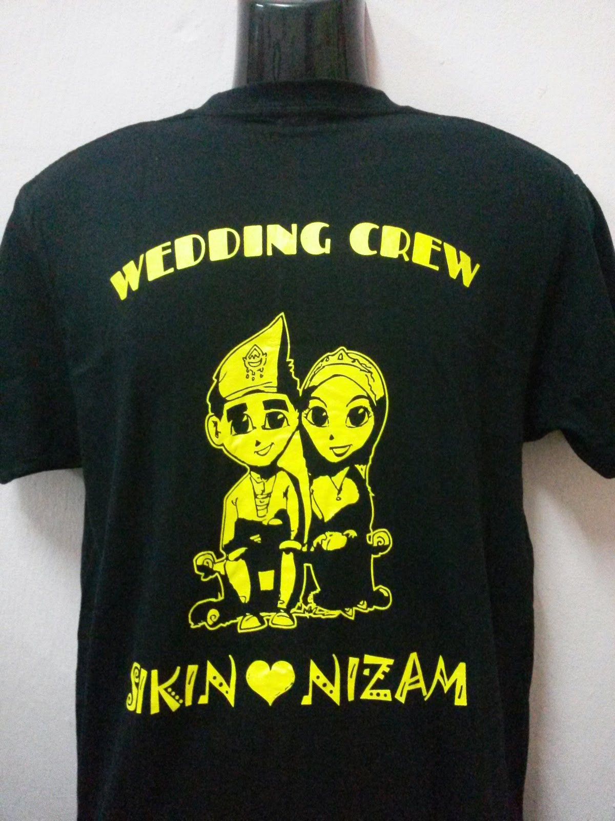Design t shirt rewang - Tempahan Tshirt Wedsing Crew Qty 30helai Your Design We Do Jom Tempah Tshirt Printing Penghantaran Disediakan Ke Seluruh Malaysia Dengan Harga Yang Murah