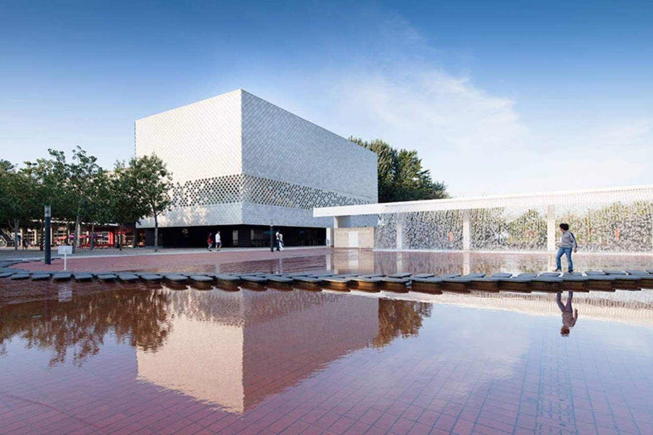 Lisbon Aquarium Extension by Campos Costa Arquitectos