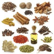 Herbs and Spices in India