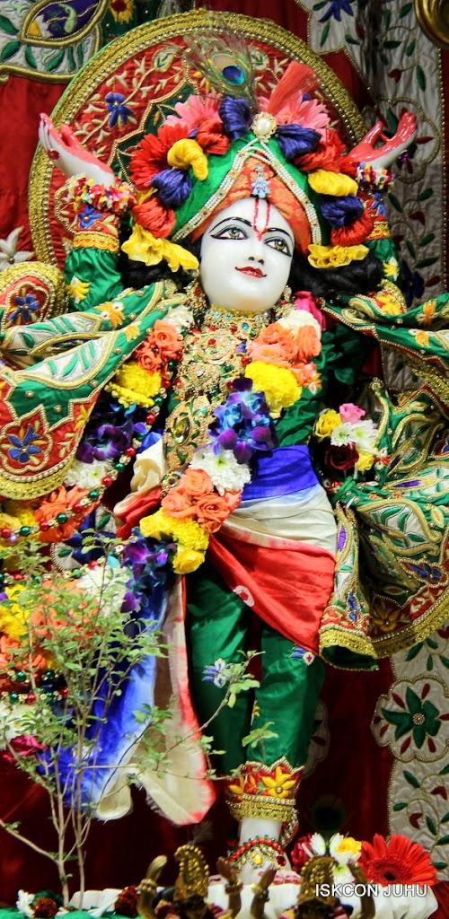 ISKCON Juhu Sringar Deity Darshan 09 Feb 16 (39)