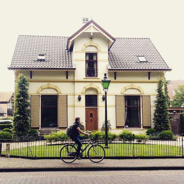 Dutch suburbia