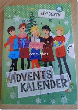 Lesegören Adventskalender