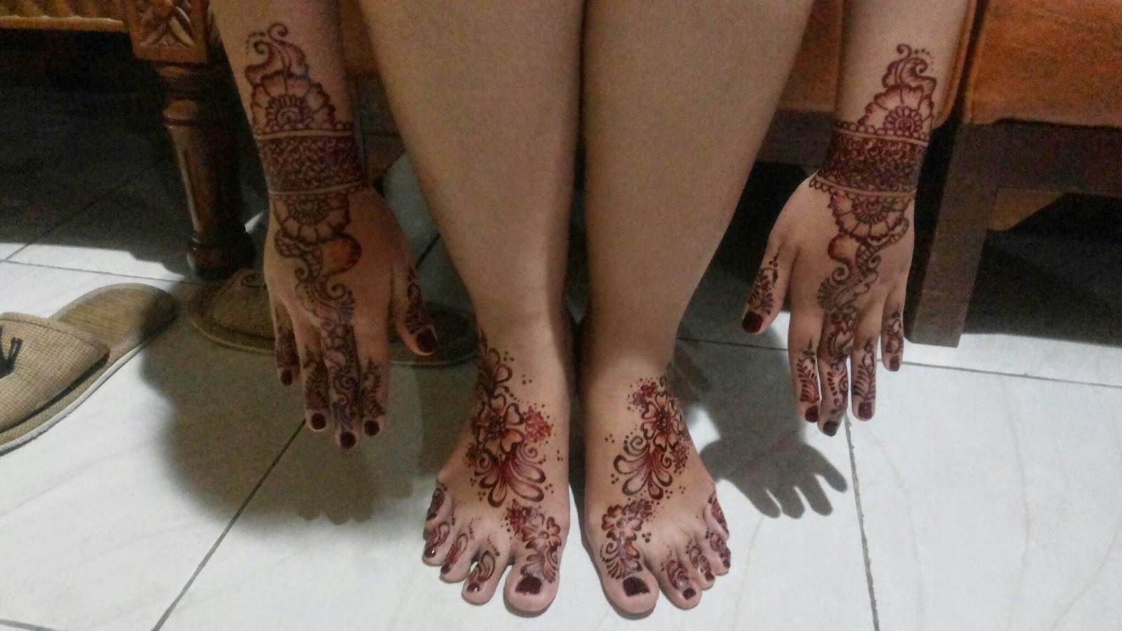 INDAH HENNA DESIGN