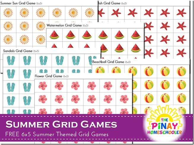 Grid Games Summer 6