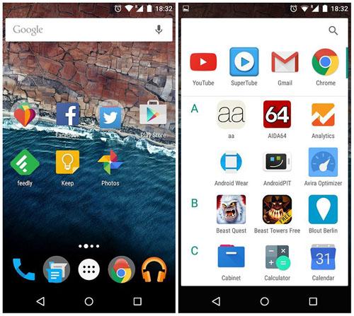 Cuoc chien giua Android M va iOS 9  2