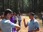 Promesa scout de José Julio