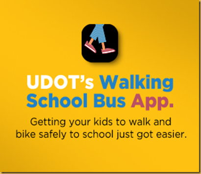 Walking School Bus app