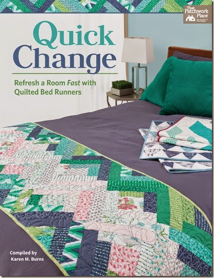 martingale Quick Change bedrunner compilation book