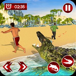 Hungry Crocodile Simulator For PC / Windows 7/8/10 / Mac – Free Download