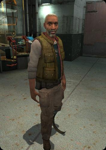 Half-Life Dr. Eli Vance