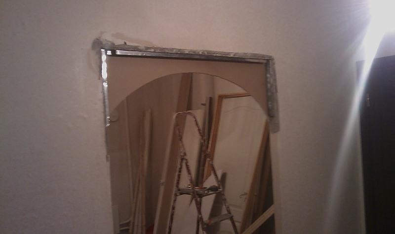 Как сделать арку вместо двери своими руками
