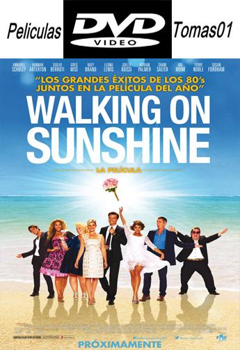 Walking on Sunshine (2014) DVDRip
