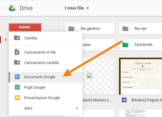 google-drive-documento