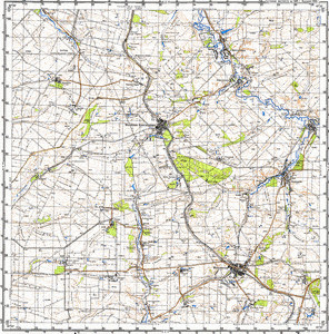 Map 100k--m37-105--(1985)