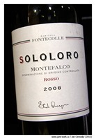 Fontecolle-Sololoro-2008-Montefalco-Rosso
