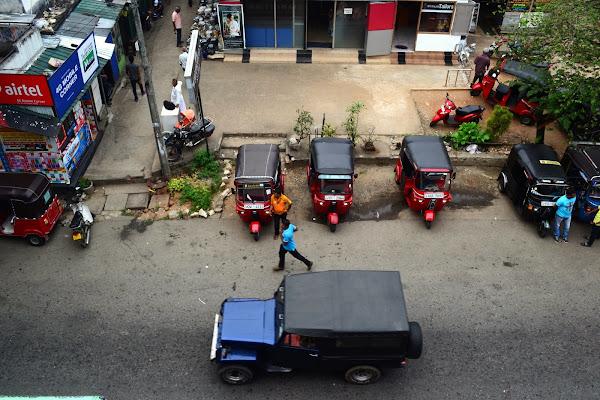 Тук-туки, Канди, Шри Ланка